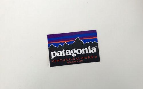 パタゴニア ステッカー