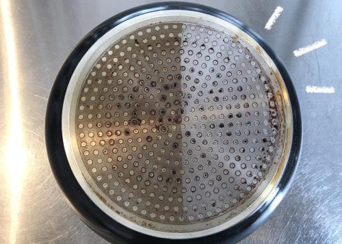 鍋底 ビフォーアフター