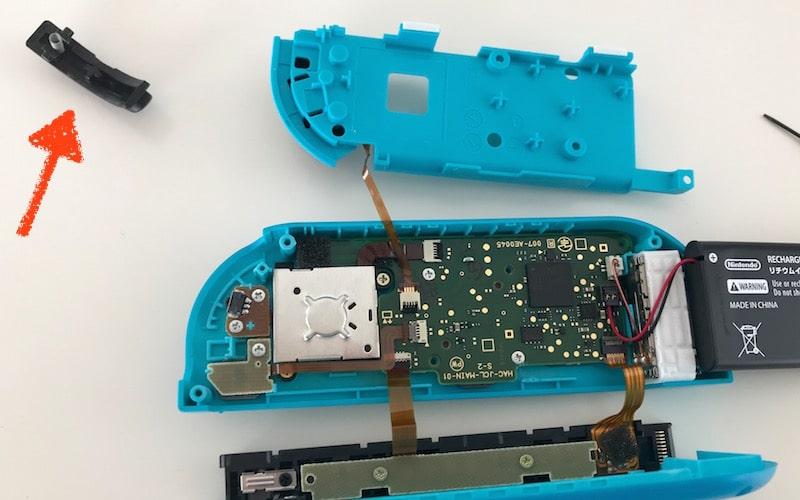 故障 コントローラー 任天堂 スイッチ ニンテンドースイッチのジョイコンのRが反応しなくなったので修理依頼に出してみたら、、、