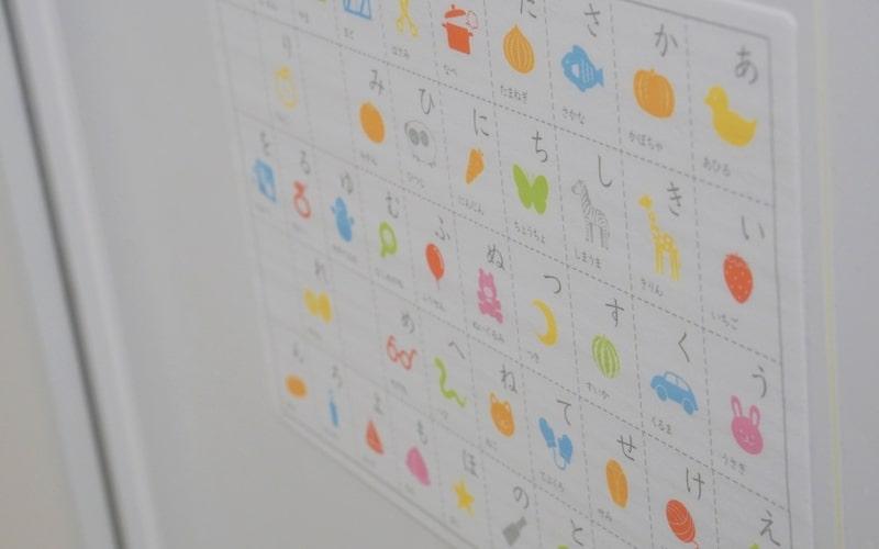 100均ラミネートで簡単手作りお風呂ポスター